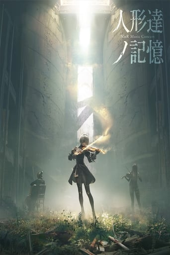 Poster of NieR Music Concert Blu-ray: The Memories of Puppets