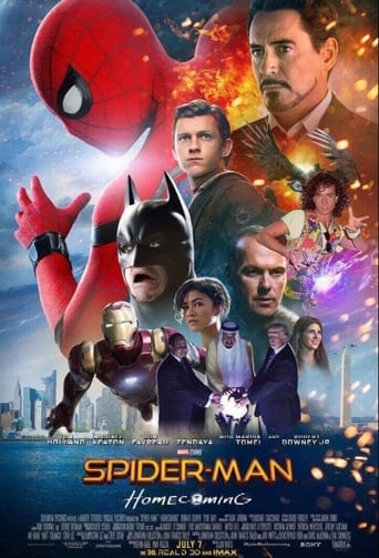 Poster of Untitled Spider-Man: Homecoming Sequel