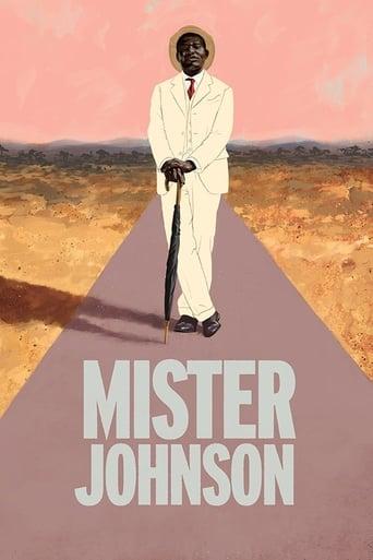 Poster of Mister Johnson
