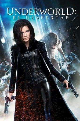 Poster of Underworld: El despertar