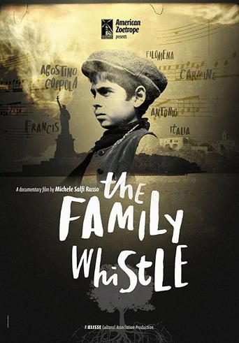 Poster of The Family Whistle