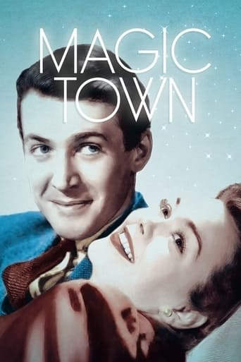 Poster of Magic Town