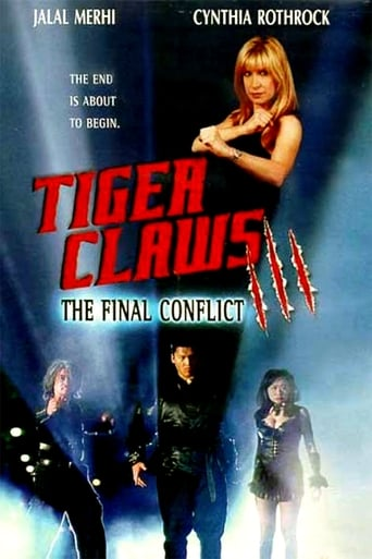 Poster of Tiger Claws III: The Final Conflict