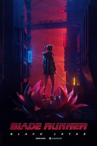 Poster of Blade Runner: Black Lotus