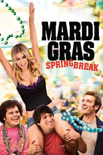 Poster of Mardi Gras : Spring Break