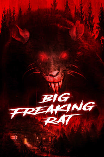 Poster of Big Freaking Rat