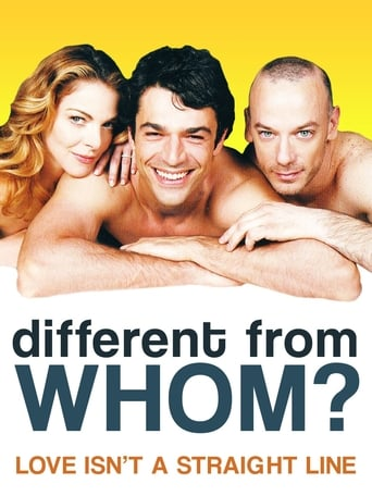 Poster of Different from Whom?