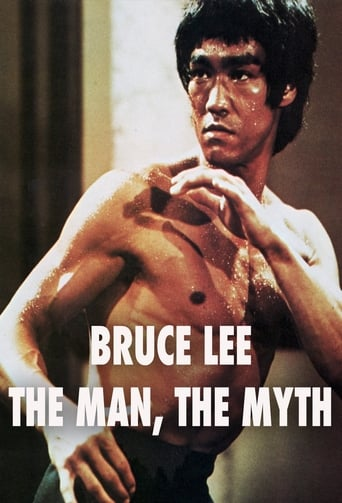 Poster of Bruce Lee: The Man, The Myth