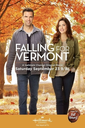 Falling for Vermont Poster