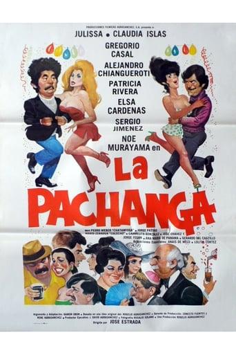 Poster of La pachanga
