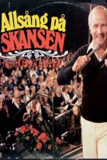 Poster of Allsång på Skansen