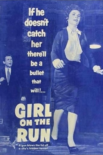 Poster of Girl on the Run