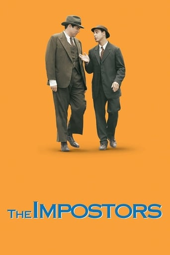 Poster of The Impostors