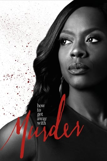 Filmplakat von How to Get Away with Murder