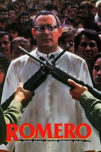 Poster of Romero