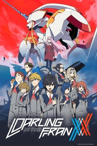 Poster of DARLING in the FRANXX
