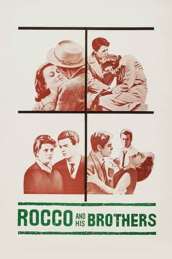 Poster of Rocco and His Brothers