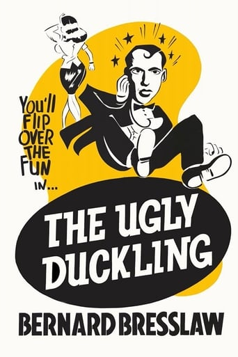 Poster of The Ugly Duckling