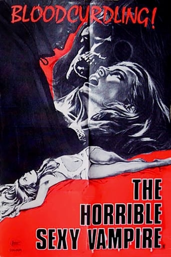 Poster of The Vampire of the Highway