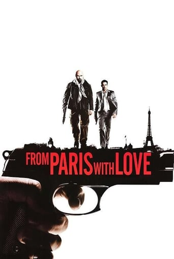 Poster of From Paris with Love