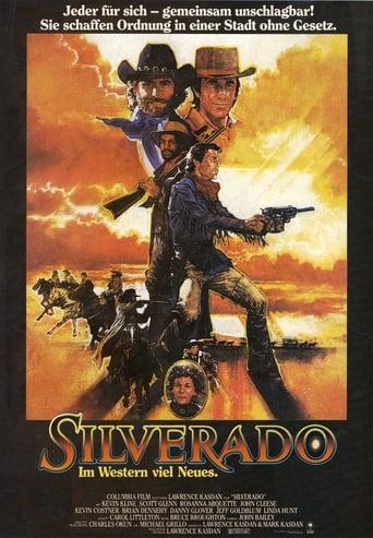 Filmplakat von Silverado