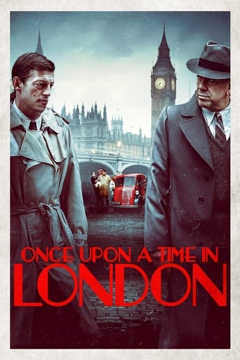 Poster of Once Upon a Time in London
