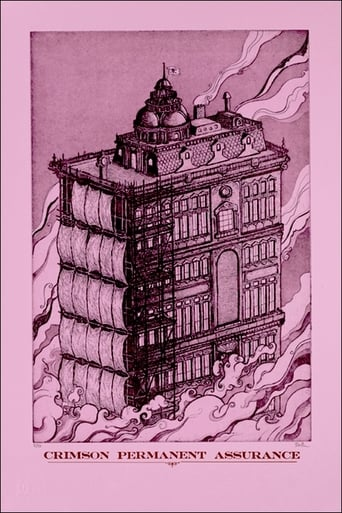 Poster of The Crimson Permanent Assurance
