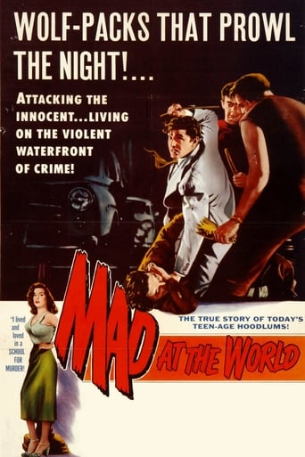 Poster of Mad at the World
