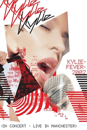 Poster of KylieFever2002: Live in Manchester