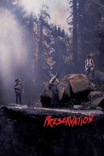 Poster of Preservation