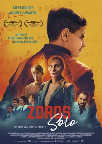 Poster of Zoros Solo