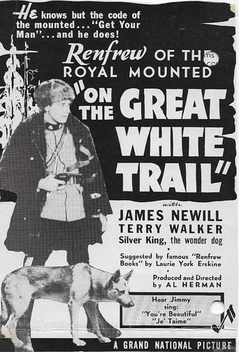 Poster of On the Great White Trail