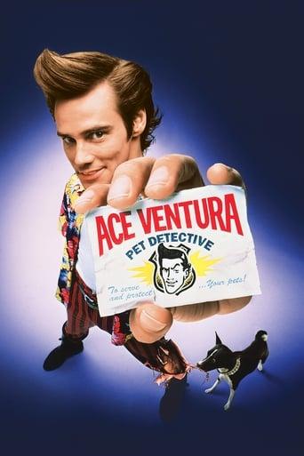 Poster of Ace Ventura: Pet Detective