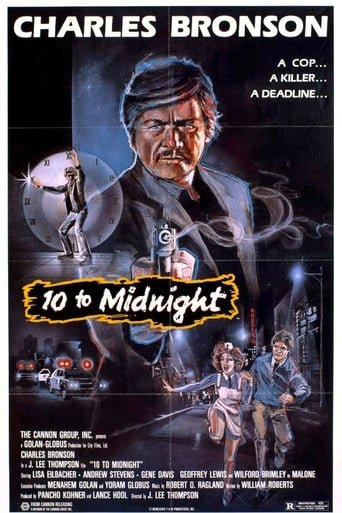 Poster of 10 to Midnight