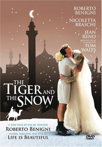 Poster of The Tiger and the Snow