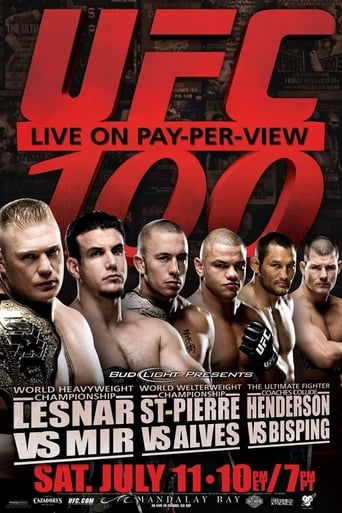 Poster of UFC 100: Making History