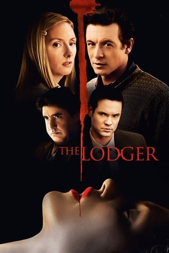 Poster of The Lodger