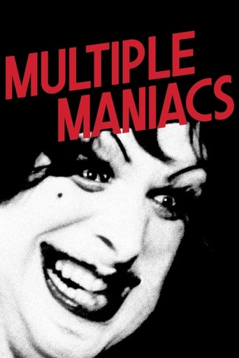 Poster of Multiple Maniacs