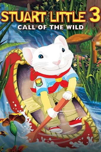 Poster of Stuart Little 3: Call of the Wild