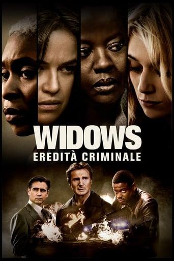 Poster of Widows - Eredità criminale