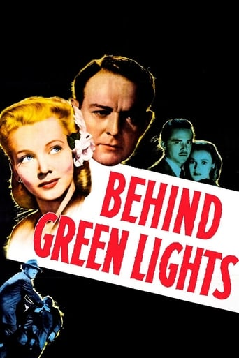 Poster of Behind Green Lights