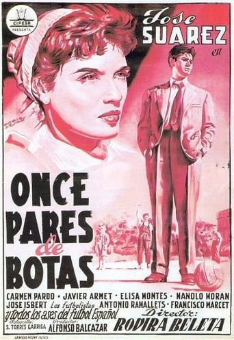 Poster of Once pares de botas