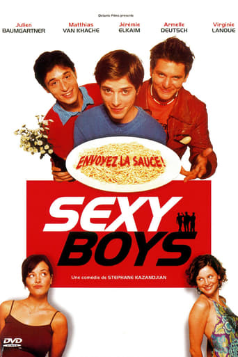 Poster of Sexy Boys