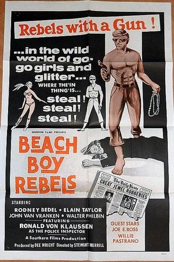 Beach Boy Rebels
