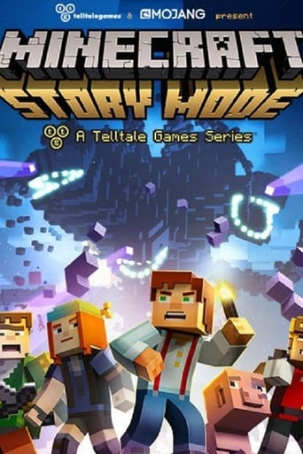 Poster of Minecraft: Story Mode