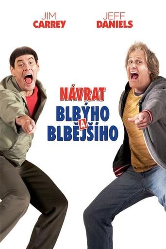 Poster of Návrat blbýho a blbějšího