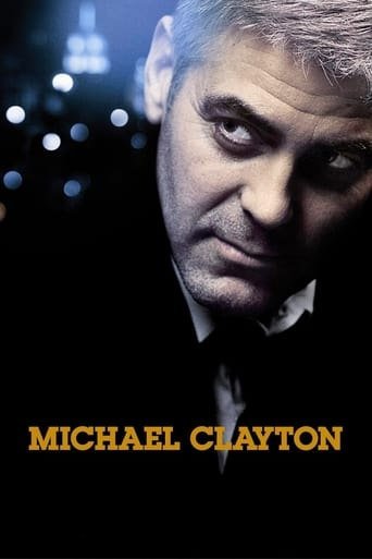 Poster of Michael Clayton