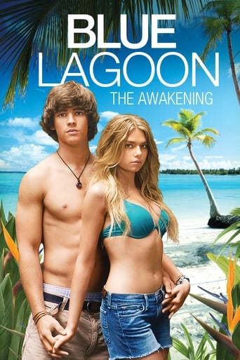 Poster of Blue Lagoon: The Awakening