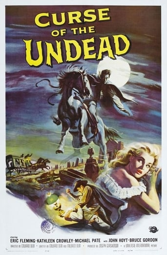 Poster of Curse of the Undead