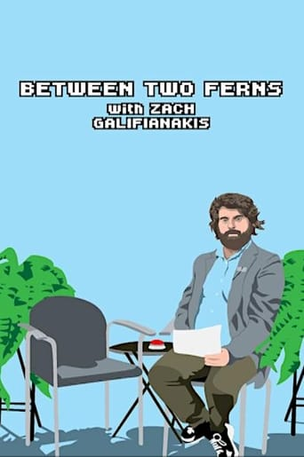 Poster of Between Two Ferns with Zach Galifianakis